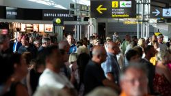 'Operation Matterhorn' bracht al bijna 15.000 Britse toeristen thuis