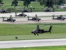 Legeroefeningen Zuid-Korea en VS voorlopig opgeschort