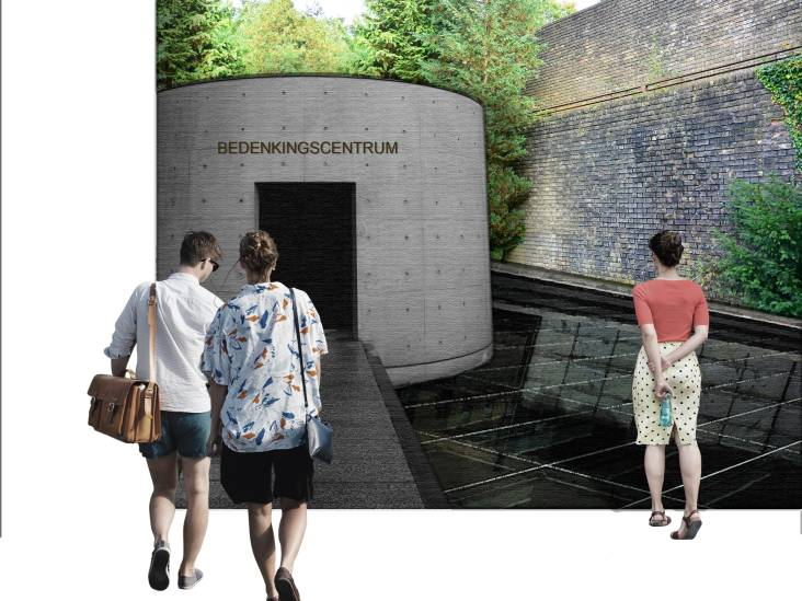 Stichting beheer Muur van Mussert kijkt verder dan Lunteren