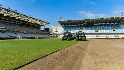 FT België 26/03: Club betaalt mee voor nieuw veld - Moeskroen krijgt Thaise eigenaar