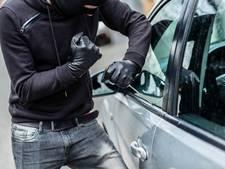 Auto's bij horeca in Ermelo en Nijkerk prooi voor inbrekers
