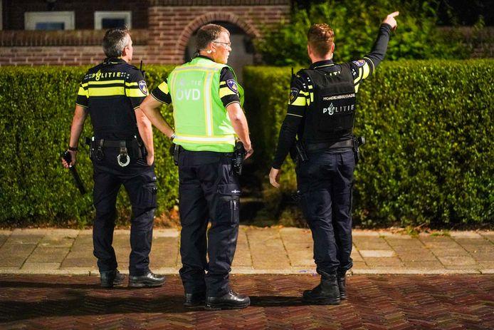 Woningoverval Piet Heinstraat in Waalre.