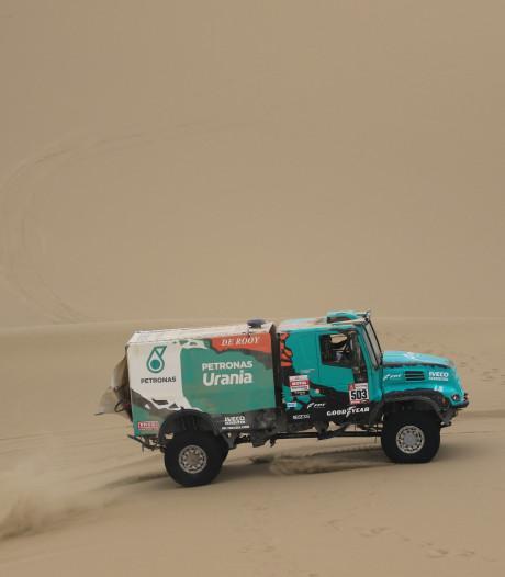 Gerard de Rooy blijft derde: 'Het is een aparte Dakar'