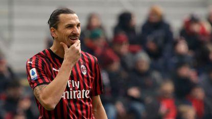 LIVE. Zlatan en co al snel in de problemen tegen Udinese na blunder Donnarumma