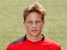 Tibeau Swinnen nieuwe aanvoerder Helmond Sport
