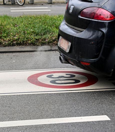 """Bruxelles en zone 30: la limitation """"bien respectée"""" par les automobilistes"""