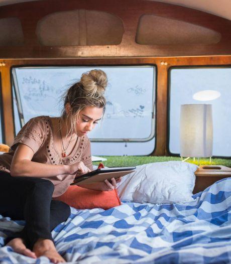 Zo heet de Airbnb voor campers