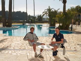 """Boezemvrienden Van Avermaet en Naesen willen samen hemel bestormen bij AG2R: """"Ploeg is starstruck door Greg"""""""