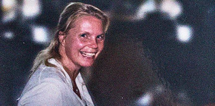Corrie van den Brink, het 41-jarige slachtoffer.