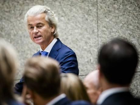 LIVE   Wilders: Ga wat anders doen meneer Rutte, zoek een vriendin, koop een hond