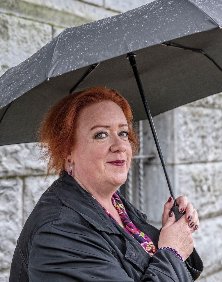Dr. Sabine Hiebsch. Beeld Patrick Post