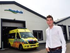 Ambulances in grensgebied straks probleemloos de grens over om levens te redden