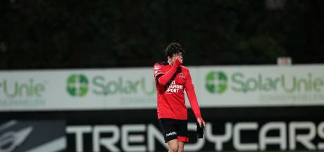 FC Den Bosch zag rood, of toch niet?