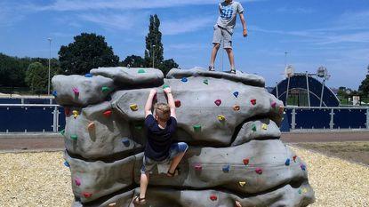 Sportcomplex Bleukens breidt uit met klimrots voor kinderen