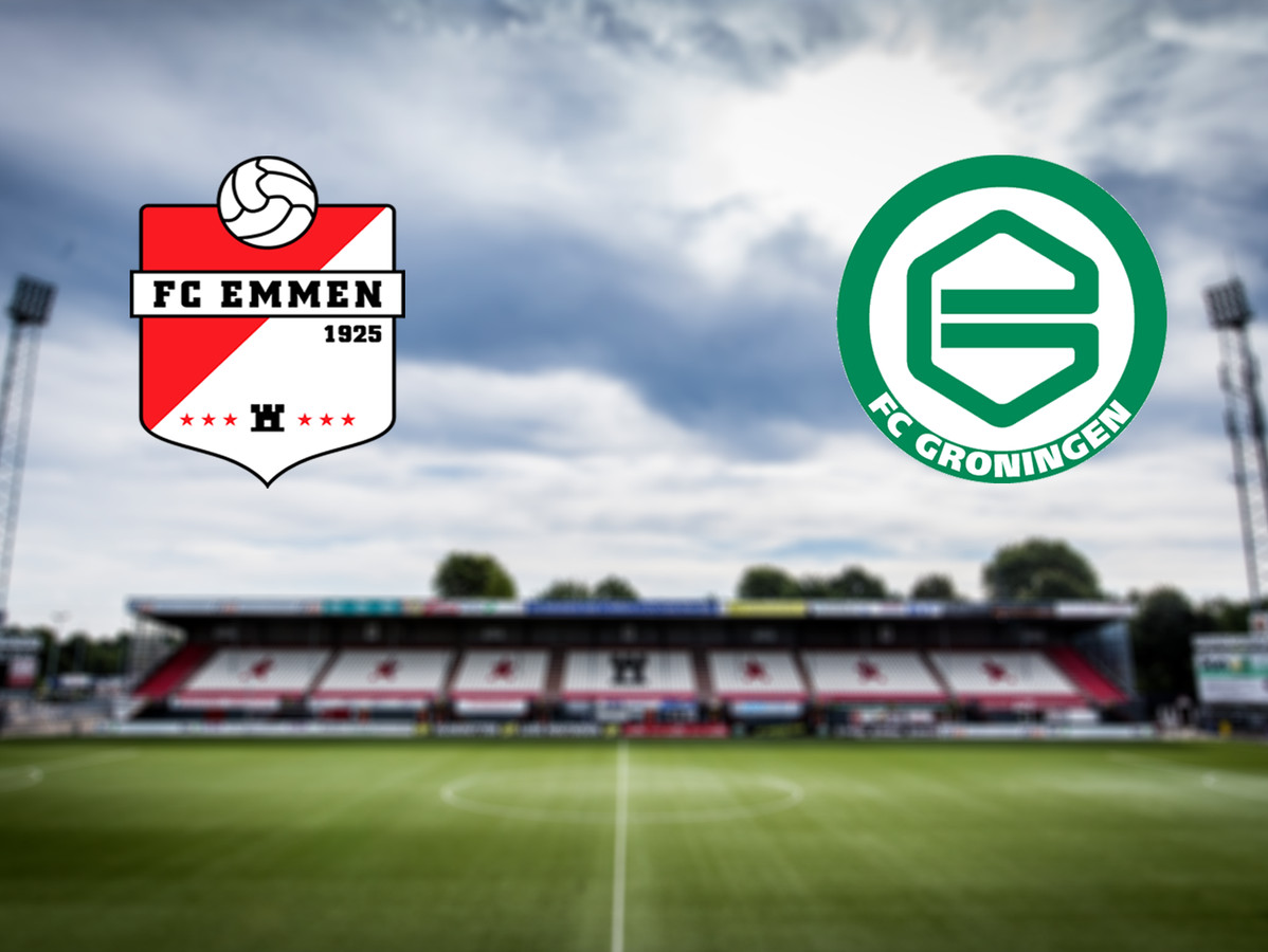 FC Emmen - FC Groningen