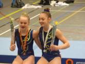 Turnschool Zeeland telt internationaal mee en pakt zilver