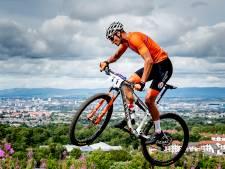 Veelvraat Mathieu van der Poel rijdt naar Europese titel mountainbike