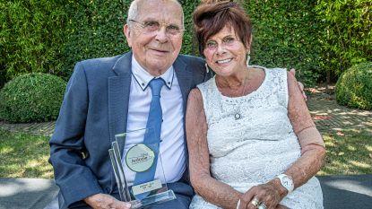 60-jarig jubileum voor Adhemar en Ella