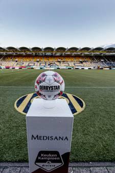 GGD akkoord met doorgaan Roda JC - Dordrecht in Keuken Kampioen Divisie