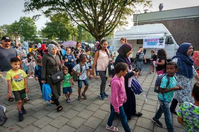 Leerlgen van De Kwartiermaker begonnen twee dagen later aan het nieuwe schooljaar.