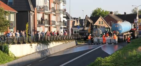 Tunnels weer blank in Rijssen, maar nu als test