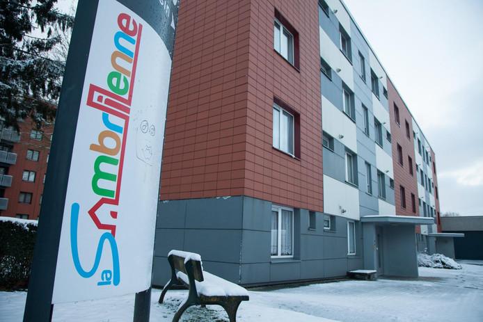 La Sambrienne est la société de logements sociaux de Charleroi       PICTURE NOT INCLUDED IN THE CONTRACT