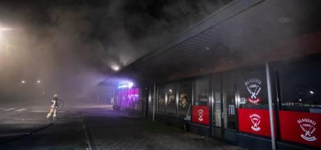 Opnieuw brand gesticht bij cafetaria Winkelcentrum Elderhof