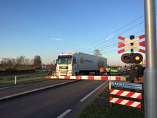 Overwegstoring in Putten verholpen