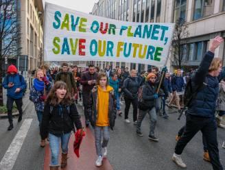 Klimaatcoalitie voert gedurende 60 uur actie in Namen en Brussel