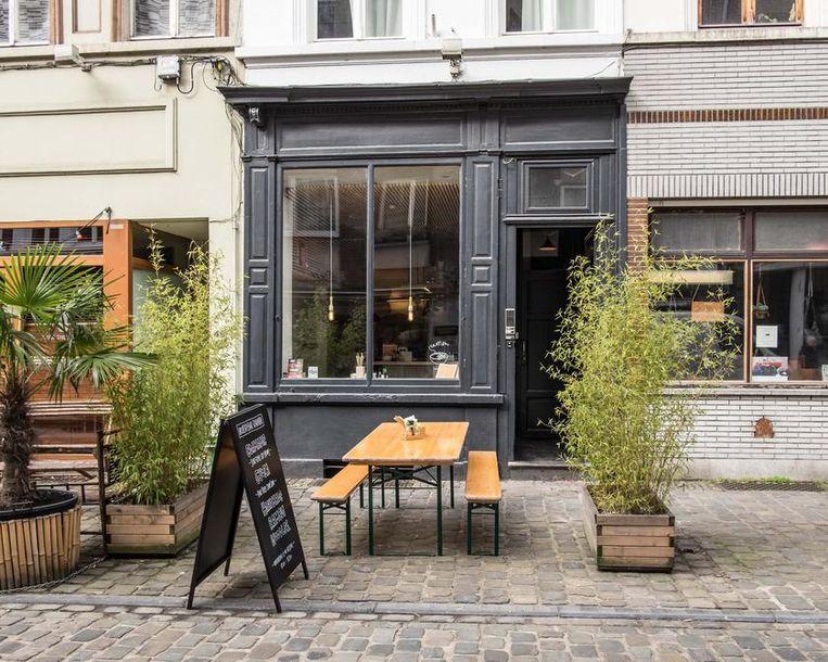 Noedelbar Ramen was de eerste ramenbar in Gent.