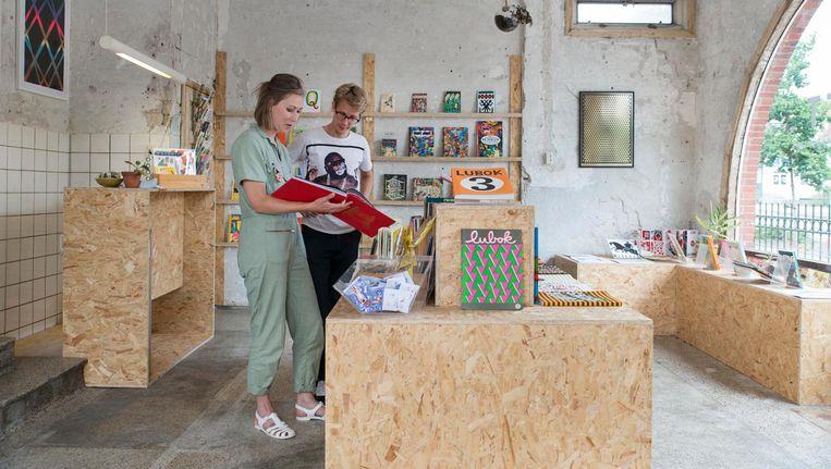 Boycott Books Beeld Charlotte Odijk