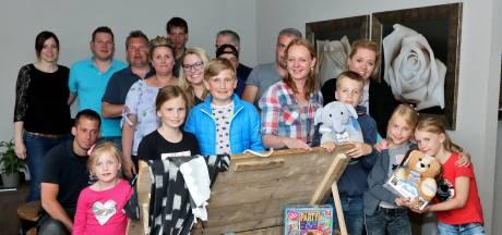 Steun voor Haaksbergs horecaechtpaar dat huis en haard in vlammen ziet opgaan