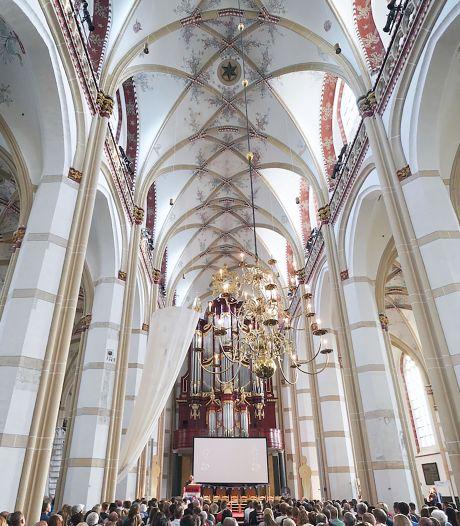 Sint-Maartenskerk Zaltbommel doet het goed bij verkiezing gastvrije kerken