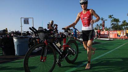 Tine Deckers wordt tweede in Ironman 70.3 Dun Laoghaire