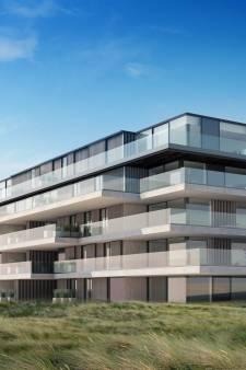 Peperdure appartementen in Cadzand-Bad gaan grif van de hand