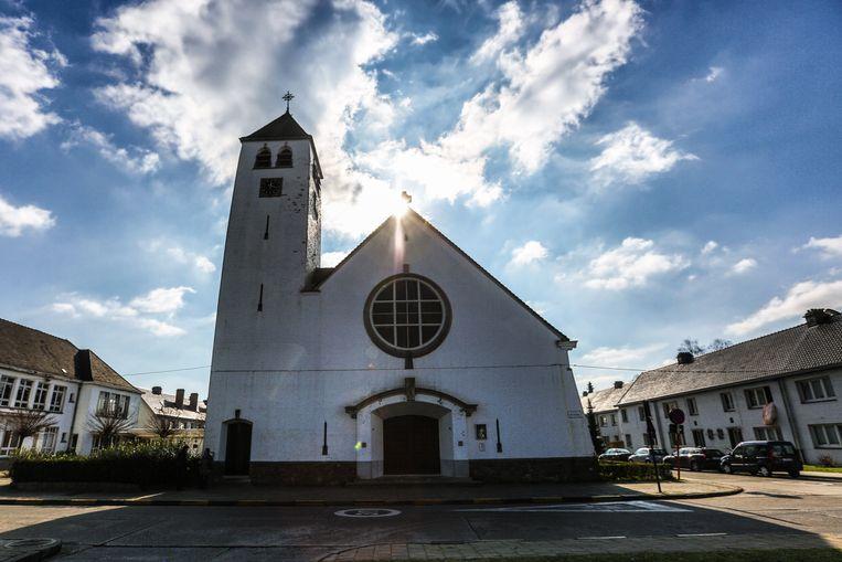 Deze kerk op Eiland Malem is nu de thuisbasis van de Circusplaneet