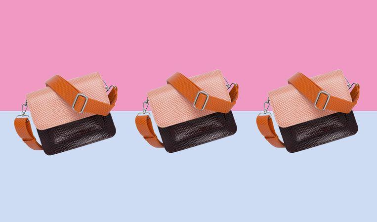 Kleurrijke tassen zijn ideaal voor het voorjaar.