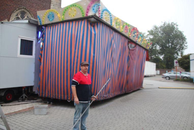 Frank Vermeire overweegt om de doorgang voortaan zelf te blokkeren.