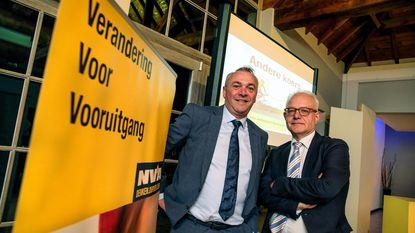 Henk Louf (N-VA) is kandidaat-burgemeester