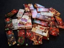 Chocoladedief met tas vol Côte D'or opgepakt bij Kruidvat in Sprang-Capelle
