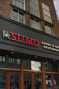 Sumo-restaurants in Utrecht gesloten: gedoe met vergunning en Bibob-onderzoek