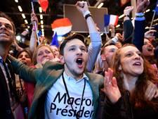 Franse politici: Stem Macron