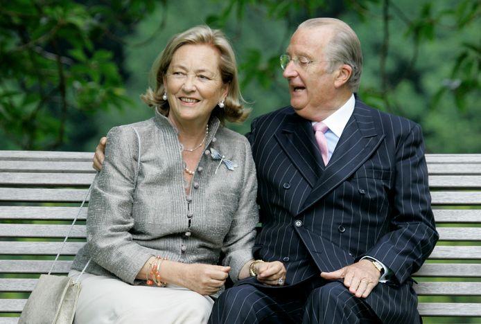Koningin Paola en koning Albert zijn 'verheugd' over het initiatief van koning Filip