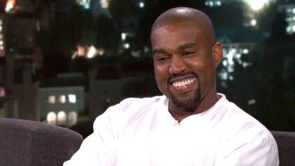 Kanye West verontschuldigt zich bij Drake