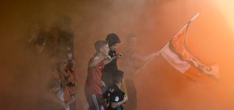 Stomende derby, 'Mauw' de voetballer, Fraser sponsort amateurclub, incasso Bas Nijhuis