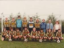 Keeper van Kruiningen scoorde in 1984 al met een kopbal in de slotfase