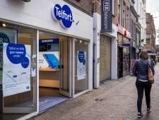 KPN stopt volgende maand met mobiele diensten Telfort