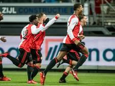 Feyenoord Onder 19 na spektakelstuk ronde verder in Youth League