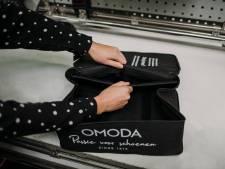 Omoda verzendt schoenen in duurzame doos: die stuur je zelf weer terug