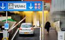 Het VUmc in Amsterdam staat met een dagtarief van 30 euro in de top van de duurste parkeertarieven in Nederland.